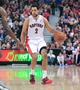 Apr 17, 2013; Toronto, Ontario, CAN; Toronto Raptors small forward Landry Fields (2) during the game against the Toronto Raptors at the Air Canada Centre. The Raptors beat the Celtics 114-90. Mandatory Credit: Kevin Hoffman-USA TODAY Sports