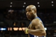 Apr 23, 2013; Denver, CO, USA; Golden State Warriors point guard Jarrett Jack (2) reacts to a comment from a fan in the fourth quarter against the Denver Nuggets during game two in the first round of the 2013 NBA playoffs at the Pepsi Center. The Warriors won 131-117. Mandatory Credit: Isaiah J. Downing-USA TODAY Sports