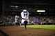 May 21, 2013; Denver, CO, USA; General view a  giant tooth running the infield during the game between the Arizona Diamondbacks against the Colorado Rockies. The Rockies defeated the Diamondback 5-4 in ten innings. Mandatory Credit: Ron Chenoy-USA TODAY Sports