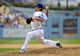 June 30, 2013; Los Angeles, CA, USA; Los Angeles Dodgers relief pitcher Chris Withrow (44) pitches during the ninth inning against the Philadelphia Phillies at Dodger Stadium. Mandatory Credit: Gary A. Vasquez-USA TODAY Sports