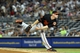 Jul 5, 2013; Bronx, NY, USA; Baltimore Orioles relief pitcher Troy Patton (40) pitches against the New York Yankees during the seventh inning of a game at Yankee Stadium. Mandatory Credit: Brad Penner-USA TODAY Sports