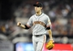 Jul 13, 2013; San Diego, CA, USA; San Francisco Giants starting pitcher Tim Lincecum (55) pumps his fist after the third out of the seventh inning against the San Diego Padres at Petco Park. Mandatory Credit: Christopher Hanewinckel-USA TODAY Sports