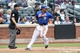 Jul 25, 2013; New York, NY, USA;  New York Mets right fielder Marlon Byrd (6) crosses the plate to score during the third inning against the Atlanta Braves at Citi Field. Mandatory Credit: Anthony Gruppuso-USA TODAY Sports