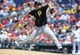 Jul 25, 2013; Washington, DC, USA; Pittsburgh Pirates relief pitcher Vin Mazzaro (32) throws during the eighth inning against the Washington Nationals at Nationals Park. Mandatory Credit: Brad Mills-USA TODAY Sports