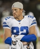 Aug 9, 2013; Oakland, CA, USA; Dallas Cowboys tight end Jason Witten (82) looks on from the sideline during the game against the Oakland Raiders at O.Co Coliseum. The Oakland Raiders defeated the Dallas Cowboys 19-17. Mandatory Credit: Ed Szczepanski-USA TODAY Sports