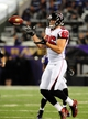 Aug 15, 2013; Baltimore, MD, USA; Atlanta Falcons tight end Chase Coffman (86) catches a pass in the second quarter against the Baltimore Ravens at M&T Bank Stadium. Mandatory Credit: Evan Habeeb-USA TODAY Sports
