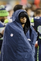 Aug 17, 2013; Seattle, WA, USA; Seattle Seahawks free safety Earl Thomas (29) on the sidelines during the 2nd half against the Denver Broncos at CenturyLink Field. Seattle defeated Denver 40-10. Mandatory Credit: Steven Bisig-USA TODAY Sports