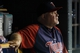 Aug 21, 2013; Detroit, MI, USA; Minnesota Twins manager Ron Gardenhire (35) watches from the dugout in the ninth inning against the Detroit Tigers at Comerica Park. Detroit won 7-1. Mandatory Credit: Rick Osentoski-USA TODAY Sports