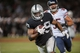 Aug 23, 2013; Oakland, CA, USA; Oakland Raiders running back Jamize Olawale (49) runs after the catch against the Chicago Bears during the fourth quarter at O.Co Coliseum. The Chicago Bears defeated the Oakland Raiders 34-26. Mandatory Credit: Ed Szczepanski-USA TODAY Sports