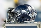 Aug 23, 2013; Green Bay, WI, USA; Seattle Seahawks helmets during the game against the Green Bay Packers at Lambeau Field.  Seattle won 17-10.  Mandatory Credit: Jeff Hanisch-USA TODAY Sports