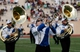 Aug 31, 2013; Durham, NC, USA; Duke Blue Devils marching band performs during halftime of their game against the North Carolina Central Eagles at Wallace Wade Stadium. Mandatory Credit: Mark Dolejs-USA TODAY Sports