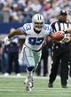 Dec 23, 2012; Arlington, TX, USA; Dallas Cowboys linebacker Anthony Spencer (93) at Cowboys Stadium. Mandatory Credit: Matthew Emmons-USA TODAY Sports