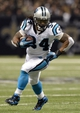 Dec 30, 2012; New Orleans, LA, USA; Carolina Panthers running back DeAngelo Williams (34) carries the ball up the field against the New Orleans Saints during first quarter of their game at the Mercedes-Benz Superdome. John David Mercer-USA TODAY Sports