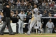 Sep 3, 2013; Bronx, NY, USA; Chicago White Sox center fielder Alejandro De Aza (30) crosses the plate after hitting a solo home run against the New York Yankees during the seventh inning of a game at Yankee Stadium. Mandatory Credit: Brad Penner-USA TODAY Sports