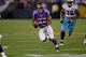 Aug 29, 2013; Minneapolis, MN, USA; Minnesota Vikings running back Joe Banyard (23) rushes against the Tennessee Titans in the fourth quarter at Mall of America Field at H.H.H. Metrodome. Vikings win 24-23. Mandatory Credit: Bruce Kluckhohn-USA TODAY Sports