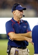 September 5, 2013; Greenville, NC, USA;  Florida Atlantic head coach Carl Pelini looks on during the game against East Carolina at Dowdy-Ficklen Stadium. East Carolina Pirates defeated the Florida Atlantic Owls 31-13. Mandatory Credit: James Guillory-USA TODAY Sports