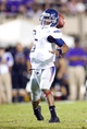 September 5, 2013; Greenville, NC, USA;  Florida Atlantic quarterback Greg Hankerson (6) throw the ball against  East Carolina at Dowdy-Ficklen Stadium. East Carolina Pirates defeated the Florida Atlantic Owls 31-13. Mandatory Credit: James Guillory-USA TODAY Sports
