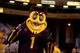 Sep 5, 2013; Tempe, AZ, USA; Arizona State Sun Devils mascot Sparky performs on the sidelines against the Sacramento State Hornets at Sun Devil Stadium. Mandatory Credit: Mark J. Rebilas-USA TODAY Sports
