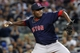 Sep 6, 2013; Bronx, NY, USA; Boston Red Sox relief pitcher Rubby De La Rosa (62) pitches against the New York Yankees during the fourth inning of a game at Yankee Stadium. Mandatory Credit: Brad Penner-USA TODAY Sports