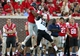 Sep 7, 2013; Oxford, MS, USA; Southeast Missouri State Redhawks corner back Buck WIlson (19) breaks up a pass to Mississippi Rebels wide receiver Donte Moncrief (12) during the first half at Vaught-Hemingway Stadium. Mandatory Credit: Spruce Derden-USA TODAY Sports