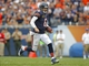 Sep 8, 2013; Chicago, IL, USA; Chicago Bears quarterback Jay Cutler (6) runs with the ball during the second half against the Cincinnati Bengals at Soldier Field. Chicago won 24-21. Mandatory Credit: Dennis Wierzbicki-USA TODAY Sports