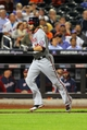 Sep 9, 2013; New York, NY, USA; Washington Nationals right fielder Jayson Werth (28) rounds the bases after hitting a three-run home run against the New York Mets during the third inning of a game at Citi Field. Mandatory Credit: Brad Penner-USA TODAY Sports
