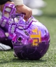 Sep 7, 2013; Madison, WI, USA; An Tennessee Tech Golden Eagles helmet during the game against the Wisconsin Badgers at Camp Randall Stadium.  Wisconsin won 48-0.  Mandatory Credit: Jeff Hanisch-USA TODAY Sports