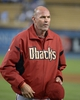 Sep 11, 2013; Los Angeles, CA, USA; Arizona Diamondbacks manager Kirk Gibson during the game against the Los Angeles Dodgers at Dodger Stadium. The Diamondbacks defeated the Dodgers 4-1. Mandatory Credit: Kirby Lee-USA TODAY Sports