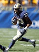 Sep 14, 2013; Pittsburgh, PA, USA; Pittsburgh Panthers wide receiver Tyler Boyd (23) carries the ball on an end around against the New Mexico Lobos during the fourth quarter at Heinz Field. The Pittsburgh Panthers won 49-27. Mandatory Credit: Charles LeClaire-USA TODAY Sports