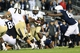 Sep 14, 2013; University Park, PA, USA; Central Florida Knights running back William Stanback (28) runs the ball during the fourth quarter against the Penn State Nittany Lions at Beaver Stadium. Central Florida defeated Penn State 34-31. Mandatory Credit: Matthew O'Haren-USA TODAY Sports