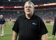 Sep 5, 2013; Denver, CO, USA; American sportswriter Peter King walks off the field following the game between the Baltimore Ravens against the Denver Broncos at Sports Authority Field at Mile High. The Broncos defeated the Ravens 49-27. Mandatory Credit: Ron Chenoy-USA TODAY Sports