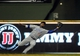 Sep 16, 2013; Milwaukee, WI, USA;  Chicago Cubs left fielder Junior Lake makes a diving catch of ball hit by Milwaukee Brewers shortstop Jean Segura (not pictured) in the third inning at Miller Park. Mandatory Credit: Benny Sieu-USA TODAY Sports