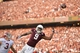 Sep 14, 2013; College Station, TX, USA; Texas A&M Aggies wide receiver Ricky Seals-Jones (9) leaps for a pass while defended by Alabama Crimson Tide defensive back Vinnie Sunseri (3) during the second half at Kyle Field. Alabama won 49-42. Mandatory Credit: Thomas Campbell-USA TODAY Sports