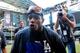 Sep 19, 2013; Phoenix, AZ, USA; Los Angeles Dodgers right fielder Yasiel Puig (66) celebrates after beating the Arizona Diamondbacks 7-6 at Chase Field. Mandatory Credit: Matt Kartozian-USA TODAY Sports
