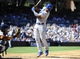Sep 22, 2013; San Diego, CA, USA; Los Angeles Dodgers right fielder Yasiel Puig (66) avoids getting hit by a pitch during an at bat in the third inning against the San Diego Padres at Petco Park. Mandatory Credit: Christopher Hanewinckel-USA TODAY Sports