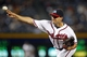 Sep 26, 2013; Atlanta, GA, USA; Atlanta Braves starting pitcher David Hale (62) throws a pitch against the Philadelphia Phillies in the fourth inning at Turner Field. Mandatory Credit: Brett Davis-USA TODAY Sports