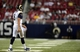 Sep 26, 2013; St. Louis, MO, USA; St. Louis Rams quarterback Sam Bradford (8) walks off the field during the second half against the San Francisco 49ers at the Edward Jones Dome. San Francisco defeated St. Louis 35-11. Mandatory Credit: Jeff Curry-USA TODAY Sports