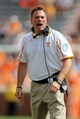 Sep 28, 2013; Knoxville, TN, USA; Tennessee Volunteers head coach Butch Jones during the second half against the South Alabama Jaguars at Neyland Stadium. Tennessee won 31 to 24. Mandatory Credit: Randy Sartin-USA TODAY Sports
