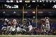 Sep 28, 2013; San Antonio, TX, USA; Texas-San Antonio Roadrunners quarterback Eric Soza (8) passes as Houston Cougars defensive lineman Jeremiah Farley (96) jumps to tries to block during the second  half at Alamodome. Houston won 59 - 28. Mandatory Credit: Soobum Im-USA TODAY Sports