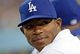 Sep 28, 2013; Los Angeles, CA, USA;   Los Angeles Dodgers right fielder Yasiel Puig (66) in the dugout during the game against the Colorado Rockies at Dodger Stadium. Mandatory Credit: Jayne Kamin-Oncea-USA TODAY Sports