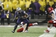 Sep 28, 2013; Seattle, WA, USA; Washington Huskies running back Jesse Callier (24) rushes against the Arizona Wildcats during the fourth quarter at Husky Stadium. Mandatory Credit: Joe Nicholson-USA TODAY Sports