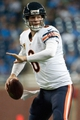 Sep 29, 2013; Detroit, MI, USA; Chicago Bears quarterback Jay Cutler (6) prepares to throw the ball during the fourth quarter against the Detroit Lions at Ford Field. The Lions won 40-32. Mandatory Credit: Tim Fuller-USA TODAY Sports