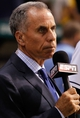 Sep 18, 2013; St. Petersburg, FL, USA; Major league baseball analyst Tim Kurkjian after the game between the Tampa Bay Rays and Texas Rangers at Tropicana Field. Tampa Bay Rays defeated the Texas Rangers 4-3 in twelve inning. Mandatory Credit: Kim Klement-USA TODAY Sports