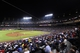 Oct 3, 2013; Atlanta, GA, USA; General view of Turner Field during game one of the National League divisional series playoff baseball game between the Atlanta Braves and the Los Angeles Dodgers. Mandatory Credit: Dale Zanine-USA TODAY Sports
