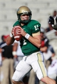 Oct 5, 2013; Birmingham, AL, USA;  UAB Blazers quarterback Austin Brown (11) drops back to pass against the Florida Atlantic Owls at Legion Field. Mandatory Credit: Marvin Gentry-USA TODAY Sports