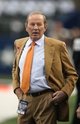 Oct 6, 2013; Arlington, TX, USA; Denver Broncos owner Pat Bowlen prior to the game against the Dallas Cowboys at AT&T Stadium. Mandatory Credit: Matthew Emmons-USA TODAY Sports