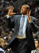Oct 7, 2013; Portland, OR, USA; Los Angeles Clippers head coach Doc Rivers yells out to his team during the first quarter of the game against the Portland Trail Blazers at Moda Center. Mandatory Credit: Steve Dykes-USA TODAY Sports