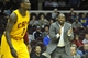 Oct 8, 2013; Cleveland, OH, USA; Cleveland Cavaliers head coach Mike Brown cheers near shooting guard Jermaine Taylor (8) in the fourth quarter against the Milwaukee Bucks at Quicken Loans Arena. Mandatory Credit: David Richard-USA TODAY Sports