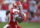 Oct 12, 2013; Houston, TX, USA; Houston Cougars wide receiver Demarcus Ayers (10) returns a kick during the second quarter against the Memphis Tigers at BBVA Compass Stadium. Mandatory Credit: Troy Taormina-USA TODAY Sports
