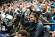 Oct 12, 2013; Minneapolis, MN, USA; Minnesota Lynx players Rebekkah Brunson (right) and Devereaux Peters (left) wave to fans during the second quarter against the Toronto Raptors at Target Center. Raptors won 104-97. Mandatory Credit: Greg Smith-USA TODAY Sports
